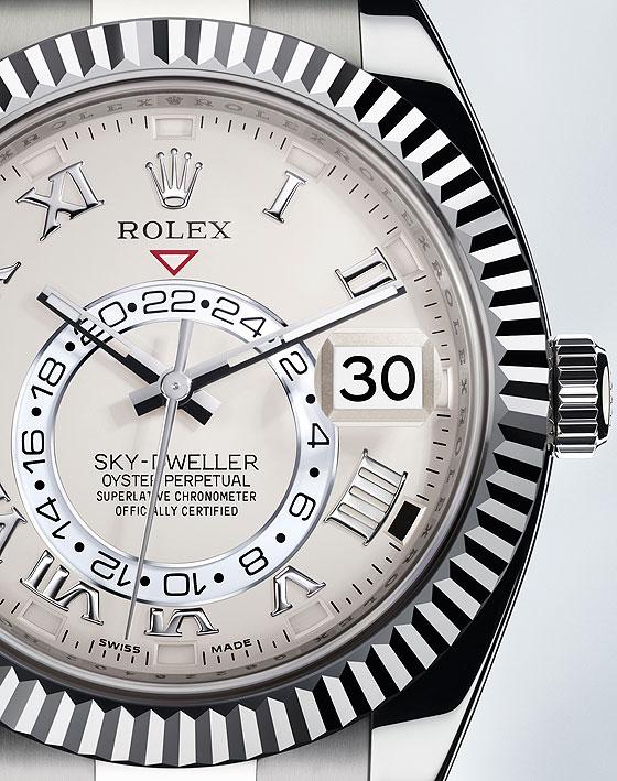 Rolex SkyDweller Replica