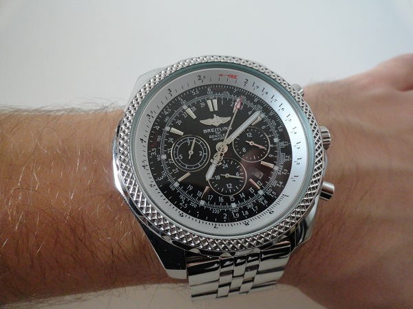 breitling for bentley motors reloj