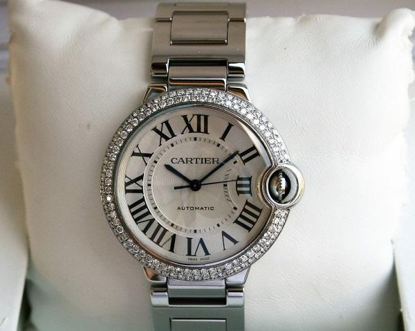 Cartier Ballon Bleu Reloj