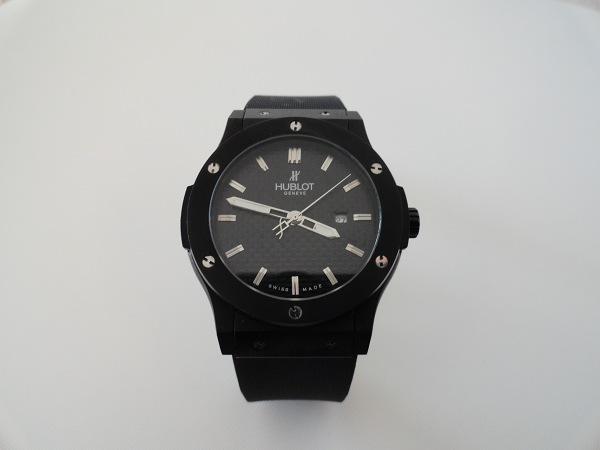 Hublot Classic Fusion Todo el Reloj Negro