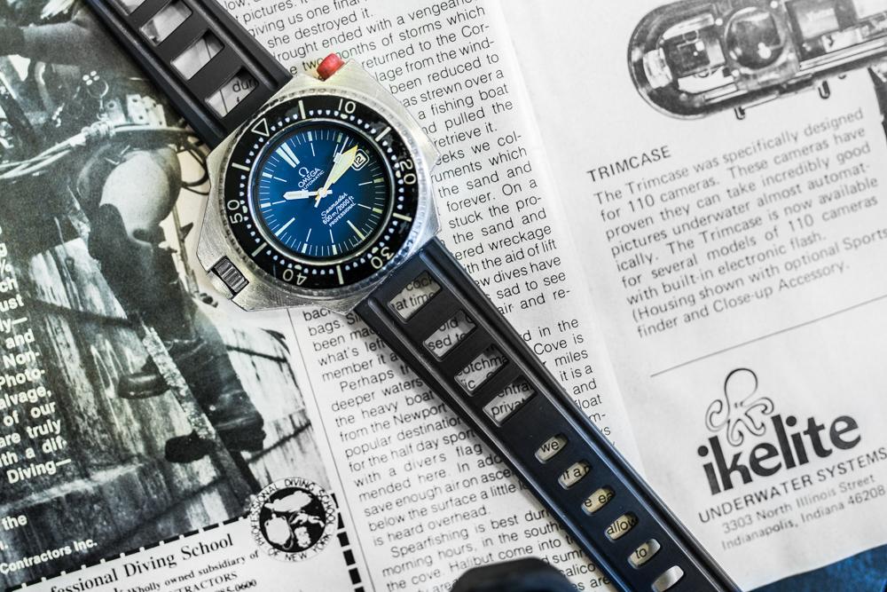 Omega Seamaster Replicas Relojes