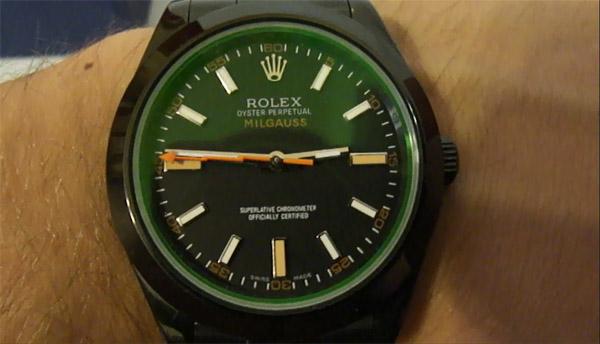 Rolex Milgauss Pro Hunter Imitacion