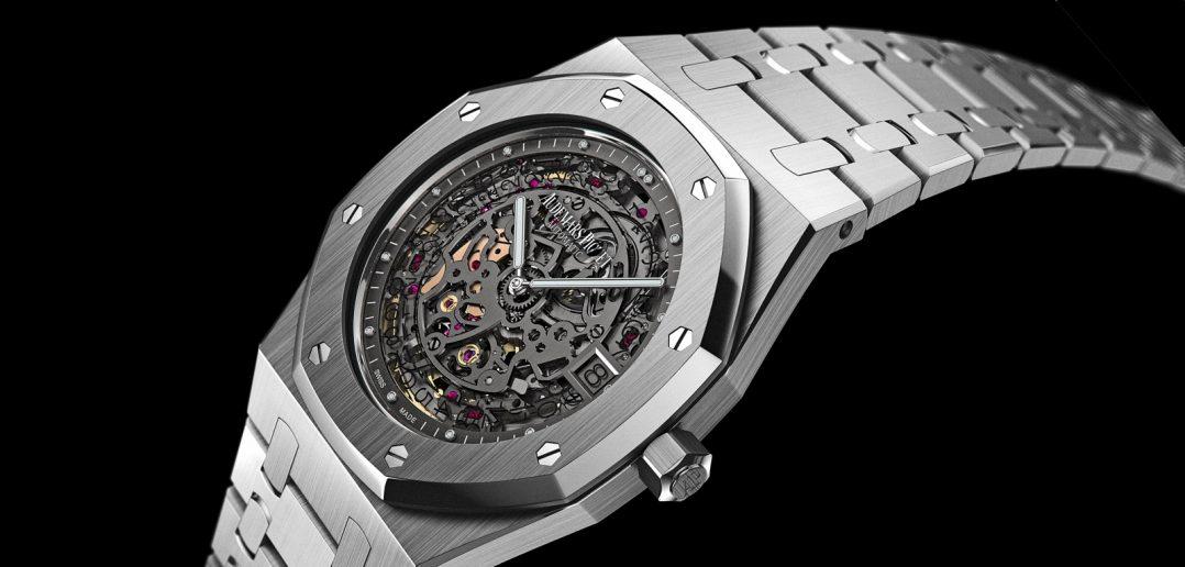 1430a4941dbd Revisión De Audemars Piguet Royal Oak Esqueleto Réplica Reloj De ...