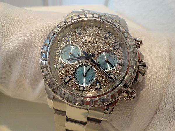 Imitacion Rolex Daytona Diamonds
