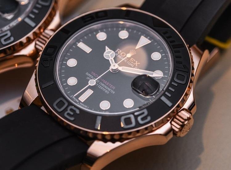 Replicas De Relojes Rolex Oyster Perpetual Yacht Master 116655