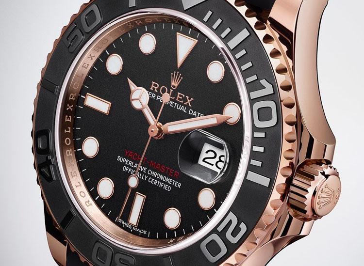 Replicas De Relojes Rolex Yachtmaster 116655 Oyster