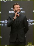 51448888 Soccer superstar David Beckham attends a press conference for Breitling in Beijing, China on June 12, 2014. FameFlynet, Inc - Beverly Hills, CA, USA - +1 (818) 307-4813 RESTRICTIONS APPLY: USA ONLY