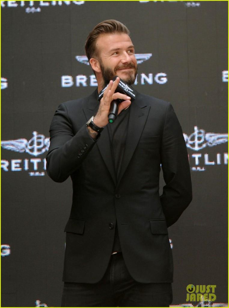 David Beckham Breitling Imitacion