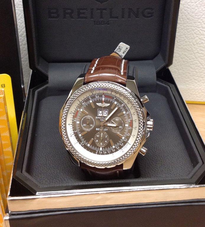 Breitling-Bentley-6.75-Réplicas-De-Relojes-España