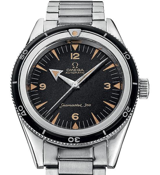 omaga-seamaster-300-esfera-del-reloj-original