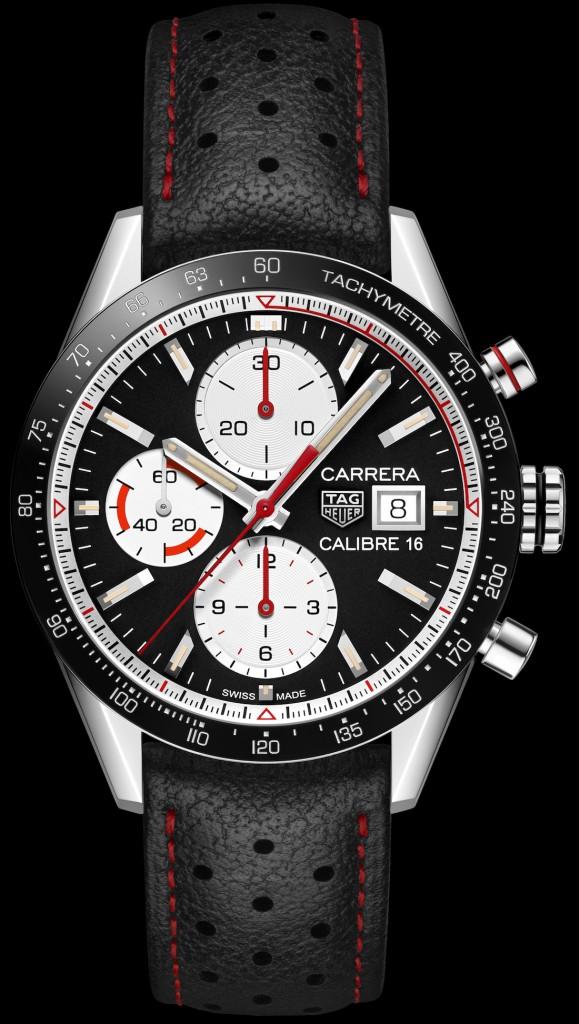TAG Heuer Carrera Calibre 16 Chronograph Replica