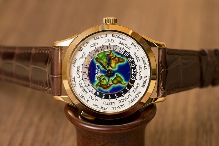 Relojes Imitacion Patek Philippe World Time