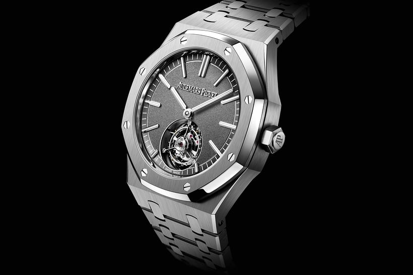Audemars Piguet Royal Oak Flying Tourbillon Replica