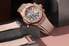 Hublot-Big-Bang-Millennial-Pink-Replicas-Relojes