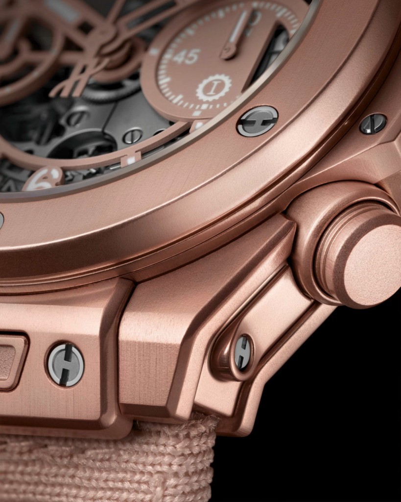 Hublot Big Bang Millennial Pink Replicas Relojes